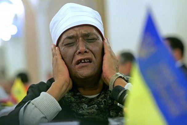 Торжества мусульман Украины по случаю месяца Рамадан