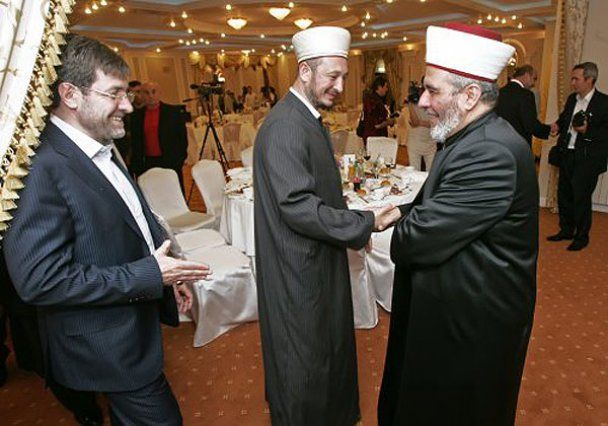 Урочистості мусульман України з нагоди місяця Рамадан