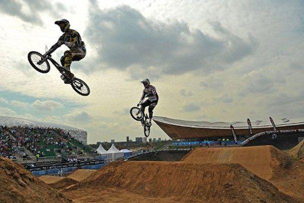 Кубок світу UCI BMX Supercross у Лондоні