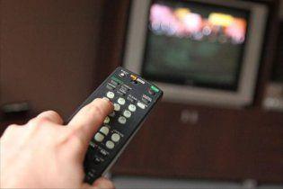 Година, проведена біля телевізора, скорочує життя на 22 хвилини