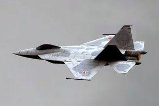 На закрытии авиасалона МАКС новый российский истребитель не смог взлететь