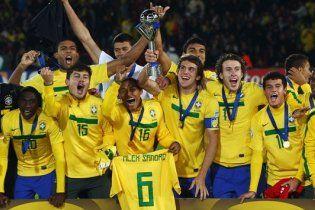 Бразилія виграла чемпіонат світу з футболу (відео)