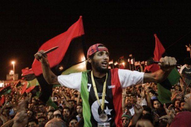 Представители Каддафи объявили о контроле над Триполи