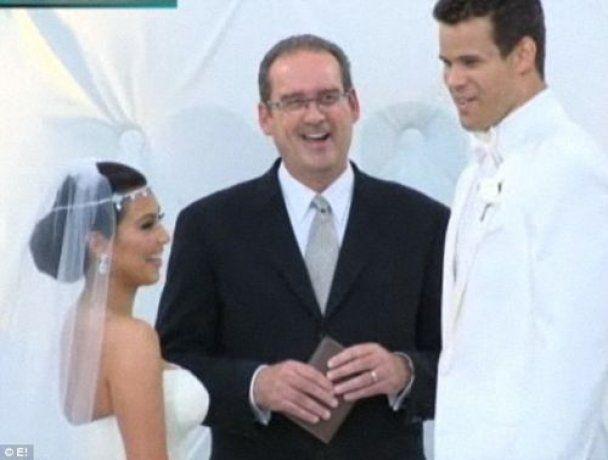 Кім Кардашіан вийшла заміж
