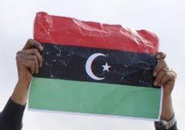 Рядом с резиденцией Каддафи в Триполи возобновились ожесточенные бои