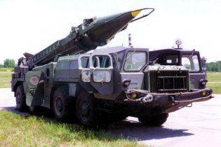 Війська Каддафі запустили балістичну ракету