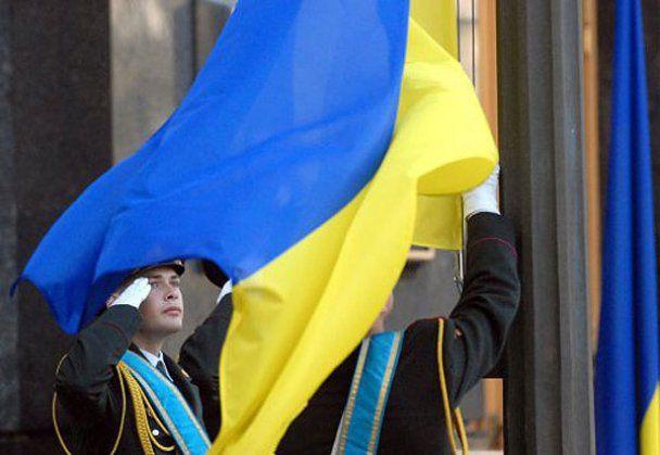 Україна відзначає 20 років Незалежності