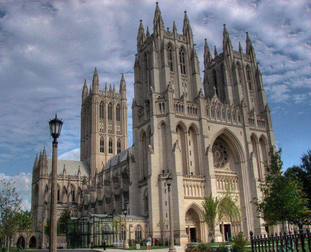 Землетрус пошкодив Національний собор у Вашингтоні