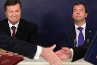 """Мєдвєдєв привітав Януковича з Днем Незалежності: """"Ми радіємо успіхам українських друзів"""""""