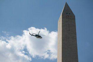 Меморіал  Джорджа Вашингтона може обвалитись в будь-який момент