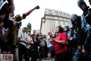 У Києві затримано двох учасників сутичок на День Незалежності