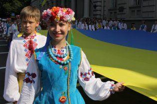 В Луганске запретили разворачивать украинский флаг возле патриарха Кирилла