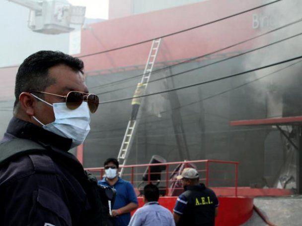 У Мексиці бандити підпалили казино, загинула 51 людина