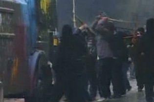 Масовими заворушеннями закінчився загальний страйк в Чилі