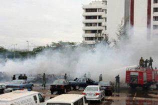 Біля будівлі ООН в Нігерії прогримів потужний вибух, є жертви