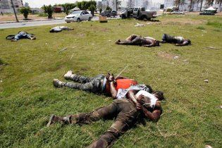 Повстанцы в Ливии устроили этнические чистки, массово уничтожая негров