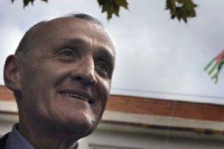 В Абхазії обрали нового президента