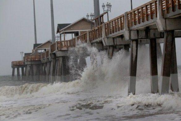 Ураган Айрін, США_1