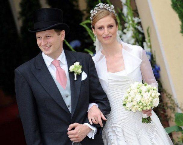 Нащадок останнього імператора Німеччини одружився