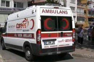 В Анталії перекинувся автобус з українськими туристами: 21 постраждалий