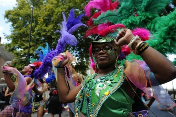 Один из крупнейших карнавалов мира стартовал в Лондоне