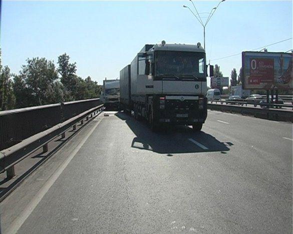 ДТП на Південному мосту, Київ_1