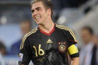 Капітан збірної Німеччини дав пораду футболістам-геям