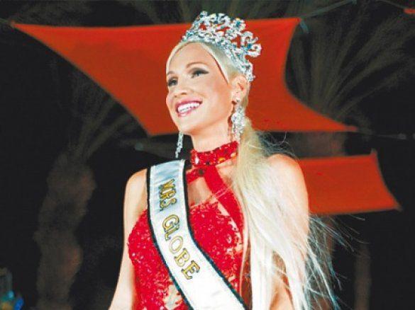 Россиянка Алиса Крылова завоевала титул Миссис Земного шара_1