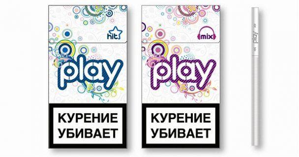 В России запустили шокирующую рекламу сигарет, привлекающую девочек-подростков