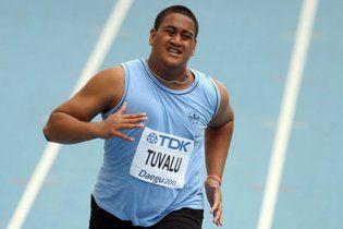 Встановлено найгірший рекорд у спринті на 100 метрів (відео)