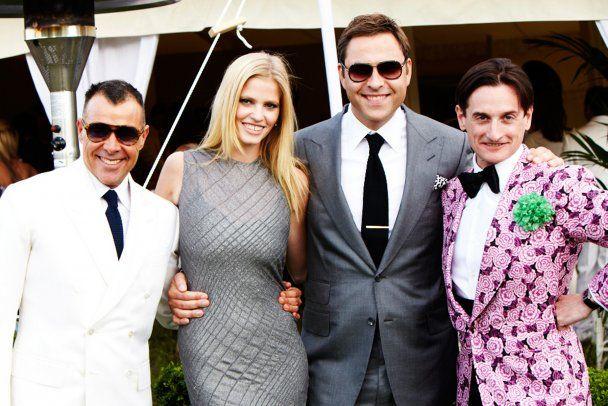 Американский Vogue посвятили свадьбе Кейт Мосс
