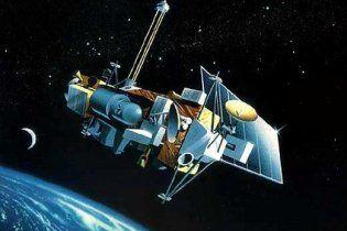 На Киев может упасть шеститонный американский спутник
