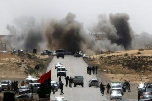 Війська Каддафі відбили атаку на місто Бані-Валід