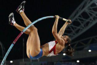 Ісінбаєва через погану жердину зазнала фіаско на чемпіонаті світу