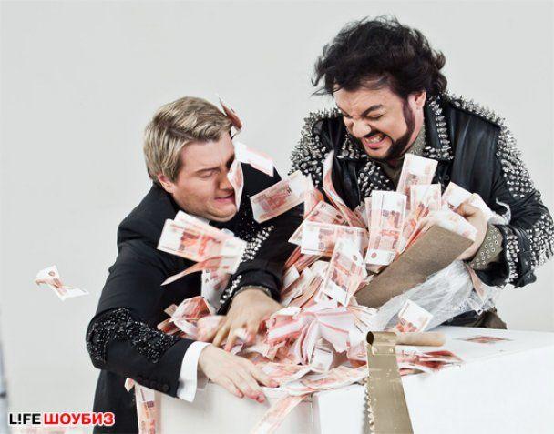 Миколі Баскову на ювілей подарували квартиру за 10 мільйонів євро