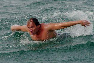 Українець переплив Чорне море за чотири дні