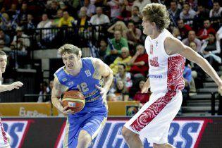 Россия вырвала победу у Украины на Евробаскете-2011
