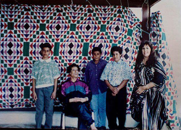 Фото з сімейного фотоальбому Муаммара Каддафі_3
