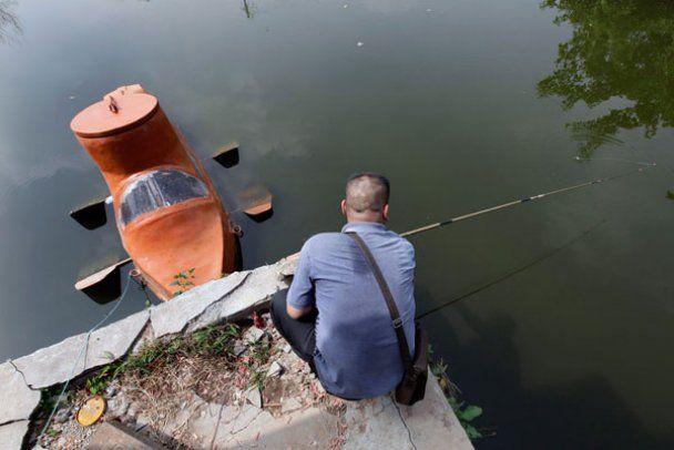 Китайские фермеры строят субмарины и летающие тарелки