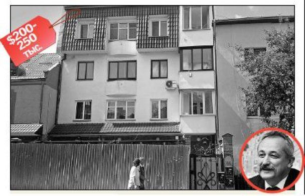 """Мер Тернополя живе у палаці, а Тягнибок облаштував у підвалі """"Криївку"""""""