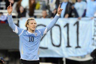 Лідер збірної Уругваю не зіграє проти України