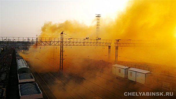 """Челябінськ накрила хмара їдкого брому: люди бояться, що буде """"рік без сексу"""""""