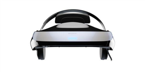 Sony выпустила шлем виртуальной реальности
