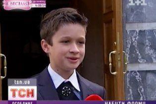 Українські VIP-школярі обирають між Armani та Dolce & Gabbana