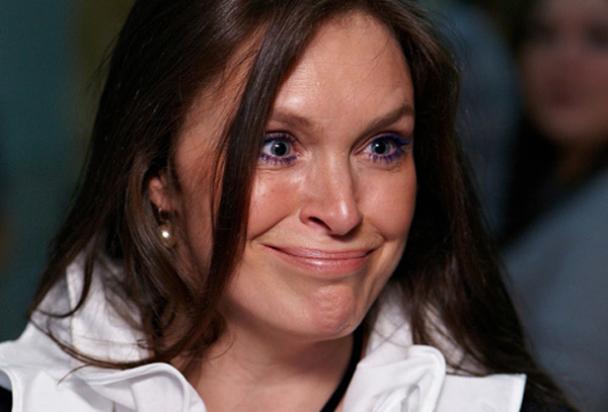 41-річна акторка Марина Могилевська народила первістка