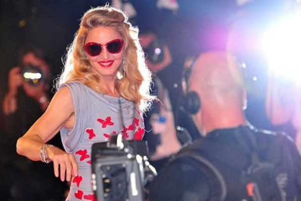Мадонна показала на кінофестивалі у Венеції новий фільм