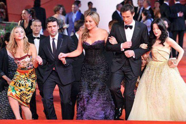 Красавицы 68-го Венецианского кинофестиваля. День второй