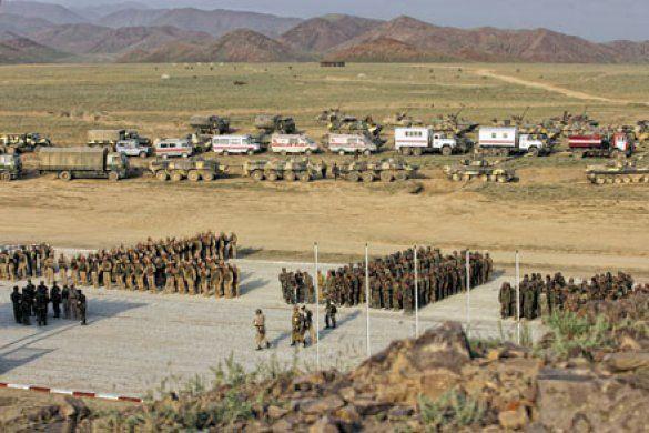 Російська база в Таджикистані