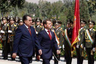Російські війська залишаться в Таджикистані ще на півсторіччя