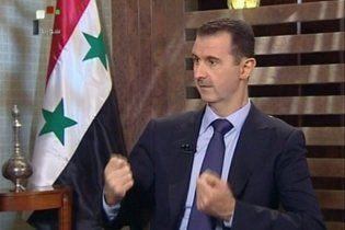 Президент Сирии пригрозил Западу новым Афганистаном в случае вмешательства